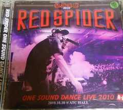 2CD RED SPIDER 緊急事態2010 ONE SOUND DANCE LIVE 2010