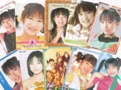 辻希美モーニング娘。★コレクションカード/トレーディングカード10枚セット