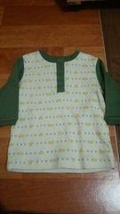 ★ カワイイ シャツ サイズ70★