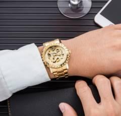 自動巻き腕時計 ゴージャス 立派 激安い