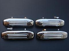 三菱 メッキドアハンドル パジェロ 91〜99 交換タイプ