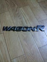 スズキ ワゴンR エンブレム WAGONR