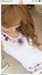 rady☆定価¥15120☆ビジュープリントタイトワンピース☆ピンク