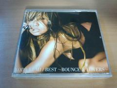 倖田來未CD+DVD「BEST〜BOUNCE&LOVERS〜」●