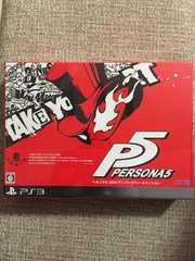 ペルソナ5 20thアニバーサリーエディション 新品未開封 PS3