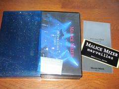 MALICE MIZER★merveilles-l'espace★初回カードステッカー付