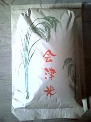 送料一部地域無料 会津コシヒカリ玄米を白米にして