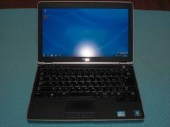 Dell Latitude E6220 Corei5-2520M/2G/250G/12.5型液晶/Win7