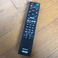 即決 SONY ソニー 地デジテレビ用 リモコン RM-JD018