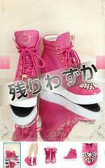 Rady美脚インヒールスニーカーシャネルヴィトンノベルティバッグコートパンプスピアスピンク靴キティ