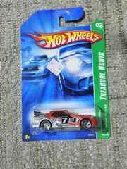 HW '07  US カード  トレジャーハント  スカイラインR32  #7     PR5ホイール