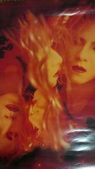 X JAPAN YOSHIKI ポスター 1992 68センチ×52センチ