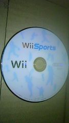Wiiソフト☆Wii Sports/Wiiスポーツ☆ディスクのみ