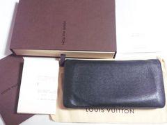 3446/LouisVuittonルイビトン☆M32572タイガポルトフォイユブラザ定価10万以上
