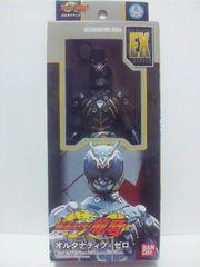 新品即決!RHSEXオルタナティブ・ゼロ ライダーヒーローシリーズ