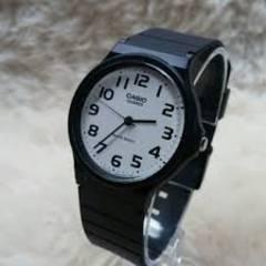 チープカシオ CASIO MQ-24-7B2LLJF アナログ 腕時計