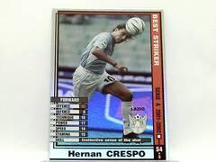 WCCF 2001-2002 BS エルナン・クレスポ 01-02 即決販売