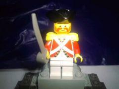LEGO総督軍兵士�@1990年代製Aランク
