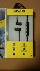 【送料無】Bluetooth V4.0 高音質 ヘッドフォン (ブラック)