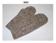 サマンサモスモス*Samansa Mos2*SM2★ケーブル編みミトン*手袋★新品