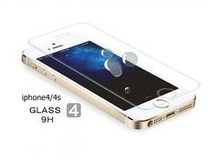 送無料iphone4/4S 液晶保護強化ガラスシート9H2.5D