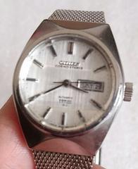 腕時計シチズン/CITIZEN 自動巻き ビンティージ