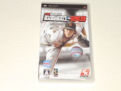 PSP★MLB 2K9