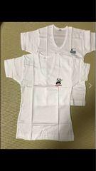 新品・男の子120・半袖インナーシャツ2枚セット�B