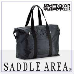 【SADDLE AREA】☆ナイロンボストンバッグ 送料無【平野鞄】