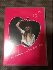 柴崎コウ ○ live tour 2008 -1st- DVD ビニール梱包なし未使用