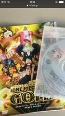 日本製正規版 映画-ONE PIECE FILM GOLD