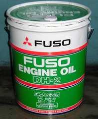 ふそう エンジンオイル DH−2/CF−4 10W−30