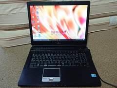 FMV NF/D55 Win10 Core2 320GB 2GB office 無線LAN