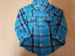 ☆RAD CUSTOM☆チェックシャツ80☆100スタ(^-^)