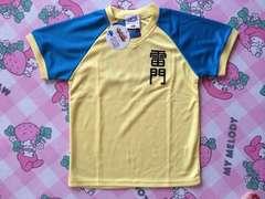 イナズマイレブン 雷門中Tシャツ 新品タグ付き 120cm
