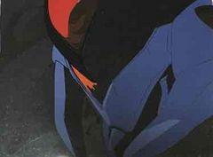 宇宙の騎士テッカマンブレード キャラクター名不明 セル画
