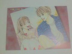 恋愛カタログ永田正実 非売品ポストカード2000年 COMIC GALLERY2000