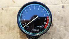 Z400FX実働タコメーター&ロア良品Z550FXゼファー400Z2Z1GS400CBX400スピード�A