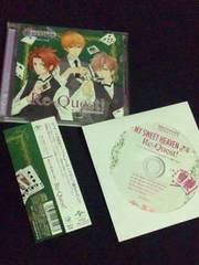 BROTHERS CONFLICT Re-Quest! アニメイト特典CD付 前野細谷KENN