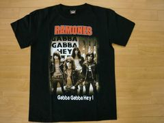 送料180円 RAMONES ラモーンズ Tシャツ 黒 M