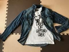 アスナディスペックTシャツ&デニシャツ2点セット