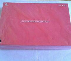 新品同様 PS4 ソフト ルートレター 数量限定 プレミアムエディ