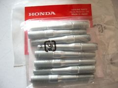 (36)CBX400FCBX550FCBR400F用HONDA純正スタッドボルト