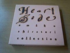 白鳥英美子CD「Heart Side 白鳥英美子コレクション」ベスト初回