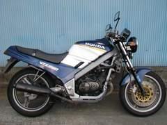 VTZ250(MC15) (3) バーハン仕様! 福島発!