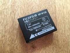 超激安 FUJIFILM NP-W126バッテリー早い者勝ち