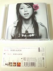 (CD+DVD)Rie fu/リエフゥ/リエフー☆ROSE ALBUM[初回盤]帯付即決アリ
