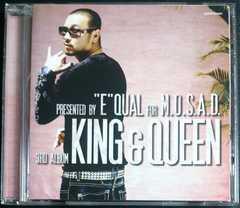 """(CD)""""E""""qual/Equal/イコール☆KING&QUEEN★Foxxi misQ,AK-69,般若等"""