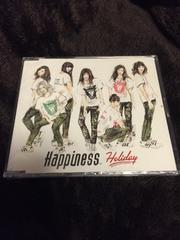 Happiness ♪Holiday♪ワンコインシングル(^_^)