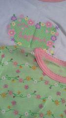 新品半袖Tシャツ 半袖パジャマ 120 3点セット